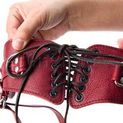 Double strap harness - Minx - view #2