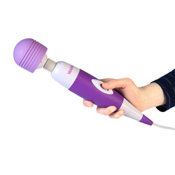 Wand massager - Vibrating wand massager - view #1