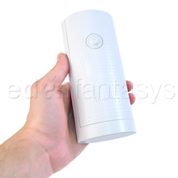 Masturbator - Tenga flip air lite white - view #1