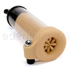 Remote plunger pump