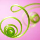 Spirals on pink