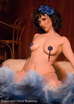 Burlesque, Body Power & Tassel Magic