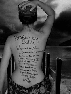 Loving the Broken: Three Women Coping with Marriage to a Military Man with PTSD