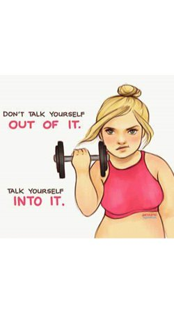 SexIs Subjective: How to make sense of fitness and self acceptance as a curvy girl.