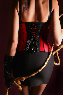 The Kink Corner with Kal Cobalt: Corsets