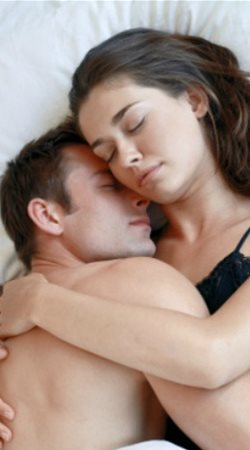Healing Depression Through Sex