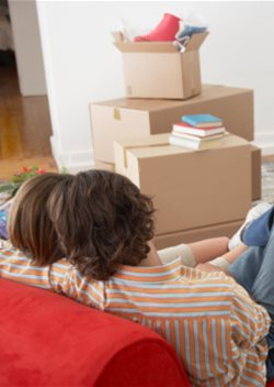 The Guide to Moving in Together