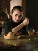 I Don't Want to Be a Lady: Arya Stark in Game of Thrones