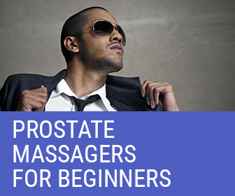 Prostate massagers for beginners
