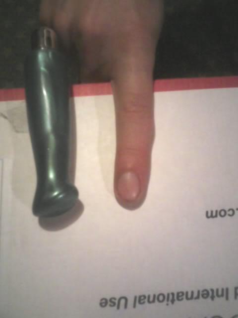 Finger Reference