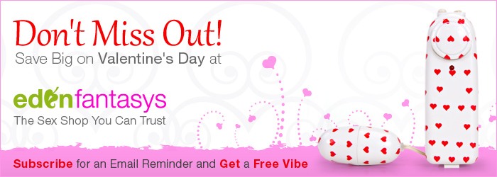 Valentine's Day 2012 Subscription Offer