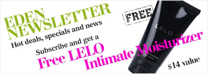 Lelo moisturizer offer