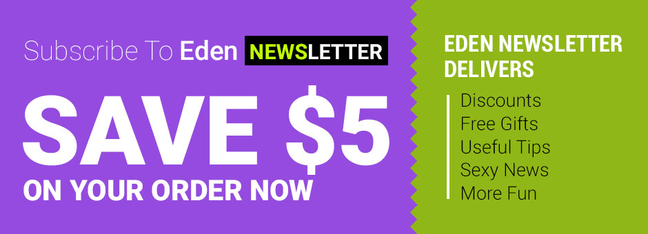 Subscribe to Eden NL Get $5 Off (500 points) on Your Order