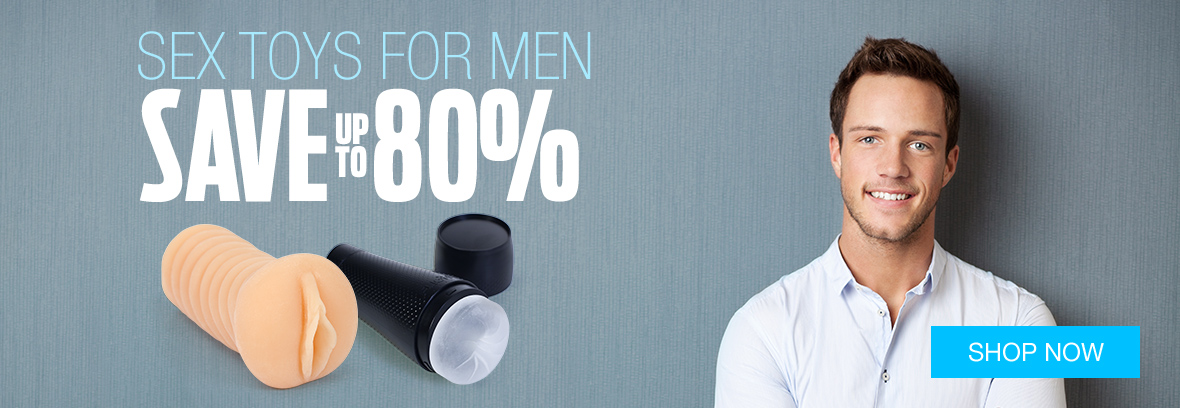 Sex Toys for Men on Sale