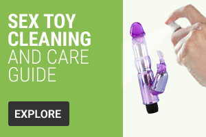 Sex Toy Cleaning and Care Guide
