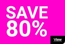 Save 80%