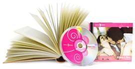 Libros,  video, audio