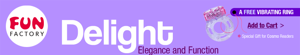 Delight by Fun Factory: Elegance and Function