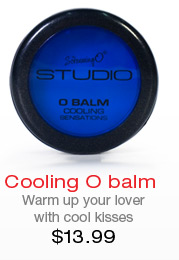 Studio collection Cooling O balm