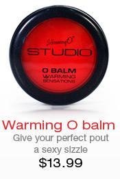 Studio collection Warming O balm