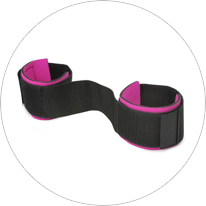 Toynary MT02 ankle cuffs velcro