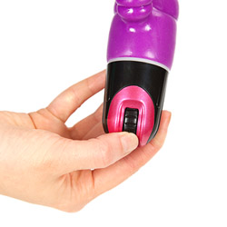 G-spot rabbit vibrator - Eden pleasure pal dual vibrator - view #4