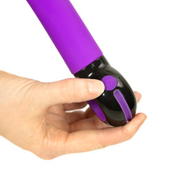 Flexible G-spot vibrator - Eden Precious G-spot Silicone Vibrator - view #3