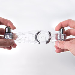 Cock ring - Vibrating support plus 4-way arouser - view #3