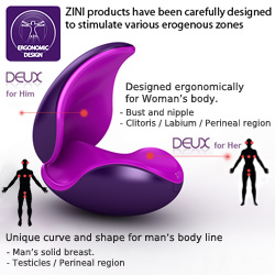 Discreet massager - Deux - view #1
