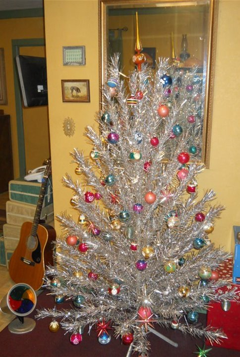 Our tree.