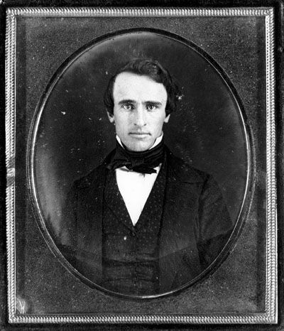 Young Rutherford B. Hayes