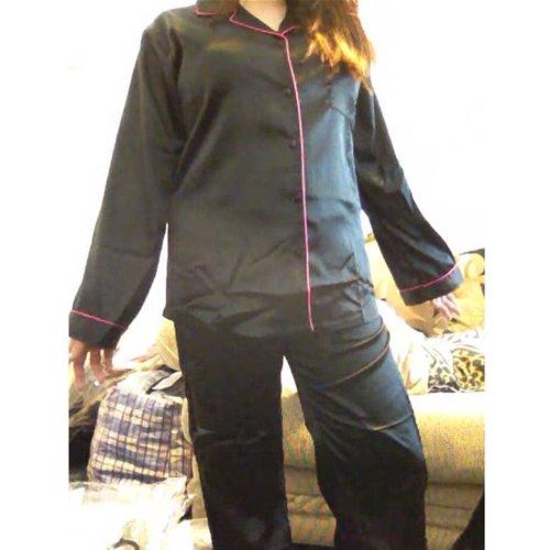 pajamas front