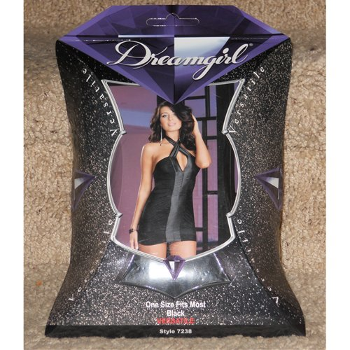 Dreamgirl dress package front