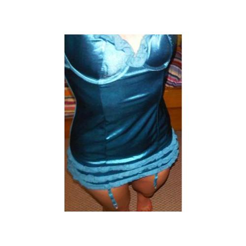 front blue