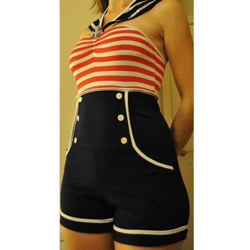Pin-Up Sailor