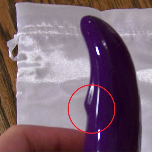 We-Vibe Touch Curved Tip Ridge