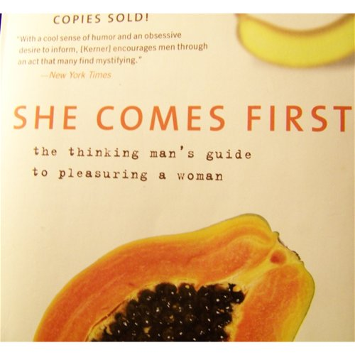 cover She Comes First