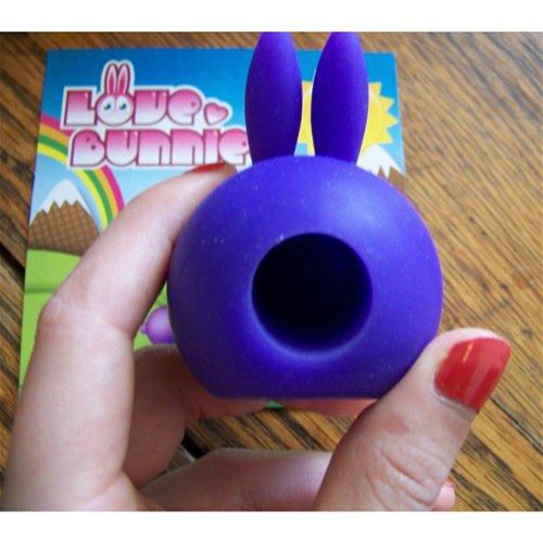 Bunny bullet hole