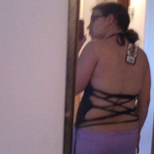 back of halter