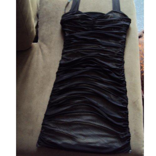dress laid flat