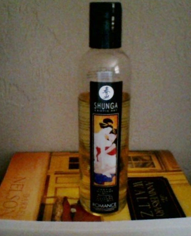 Shunga Oil Front