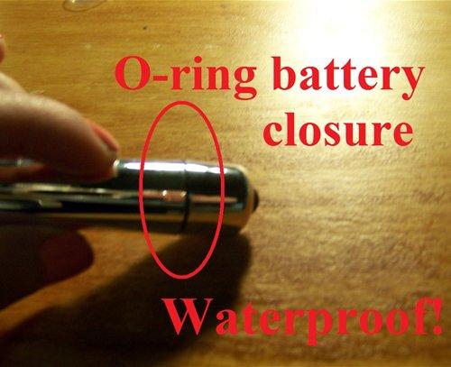 O-ring detail