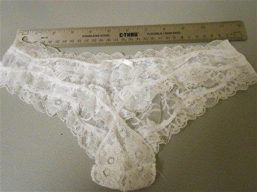 panty width