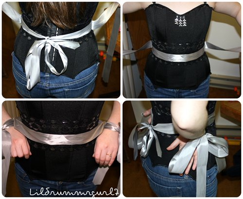 Belt/Restraints