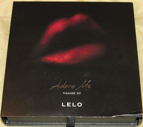 Lelo Adore Me Pleasure Set box front