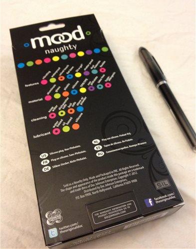 Big mood naughty packaging