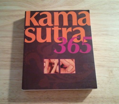 Kama Sutra 365 Cover
