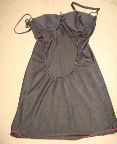 back chemise