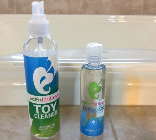 EF Toy Cleaner EF Lubricant