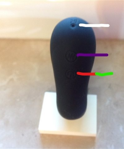 Controls and Charge Port